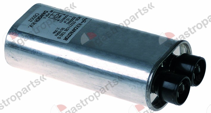 365.074, HV capacitor for microwave 1,15 µF