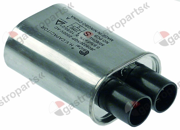 365.208, HV capacitor for microwave 0,63 µF type J6090305G