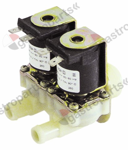 370.149, Replaced by 370004 / solenoid valve double straight