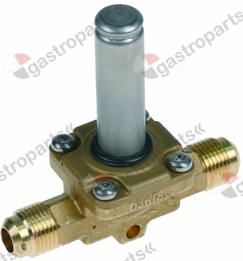 370.161, solenoid valve body NC type EVR 6 p max 35bar DN 6mm connection 5/8