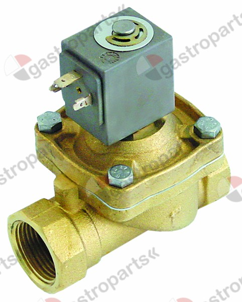 370.311, solenoid valve 2-ways 24 VAC connection 1