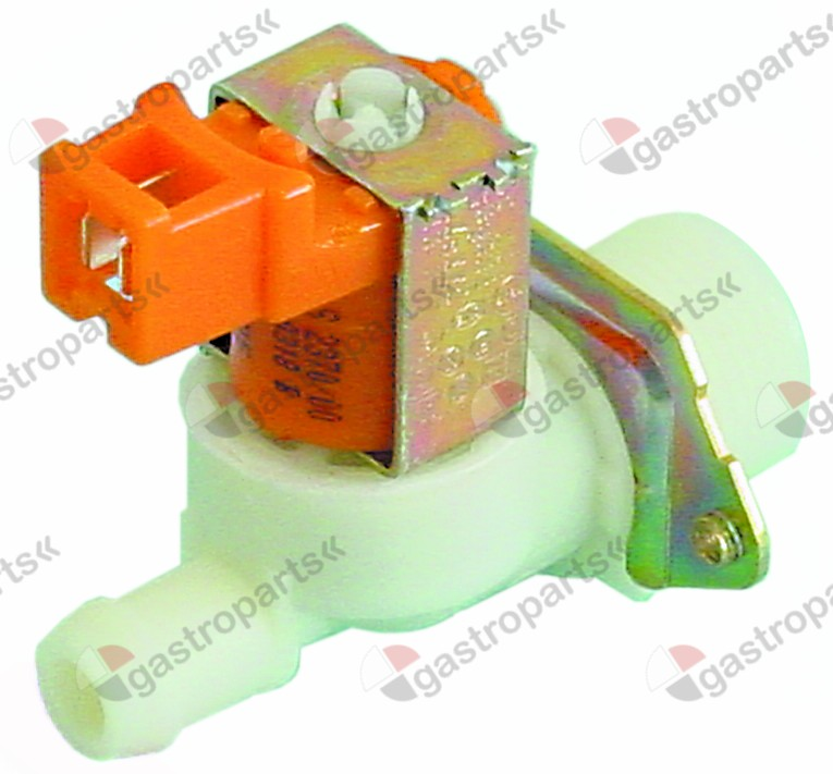 370.317, solenoid valve single straight 230V inlet 3/4