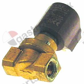 370.353, Replaced by 401190 / H570076 / H570015 / 520182 / 550232 / solenoid valve 2-ways 230 VAC inlet 1/2