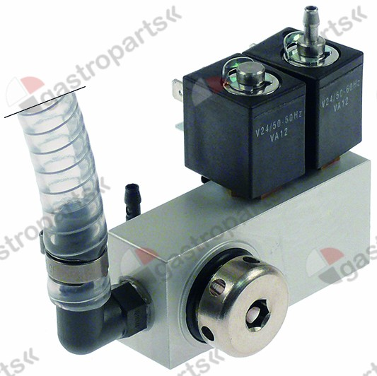 370.800, solenoid valve assembly 24 VAC inlet 1/2