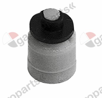 371.053, Replaced by 371238 / reducer flow rate 3,3l/min outlet side