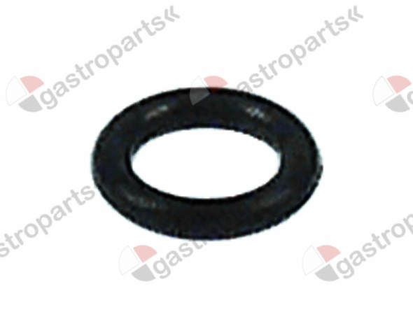 371.095, O-ring Viton thickness 1,78mm ID ø 6,07mm Qty 1 pcs