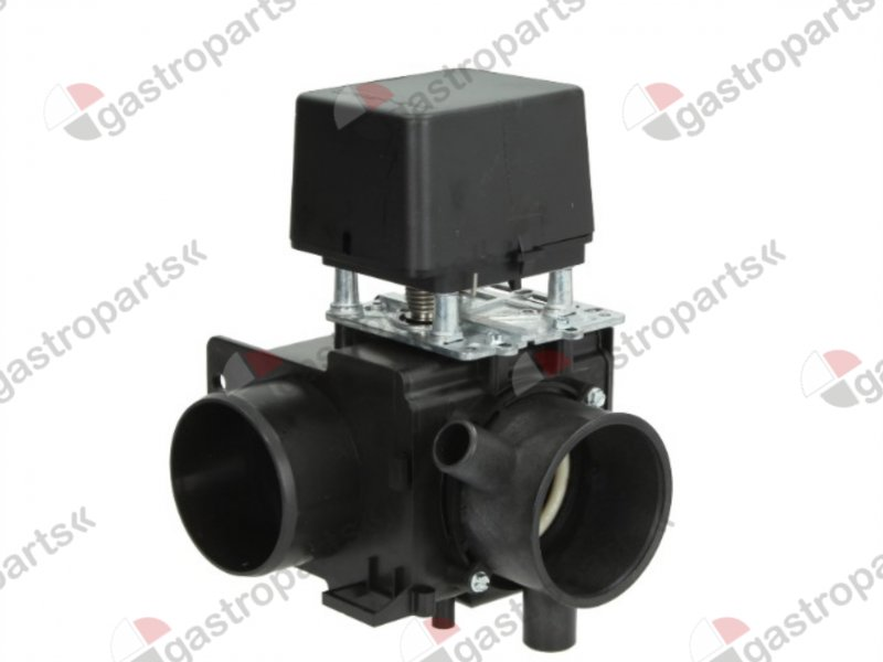 371.146, drain valve single 230V 50/60Hz inlet 77mm