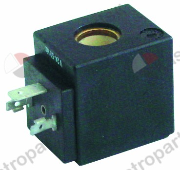 371.151, solenoid coil 24V voltage AC 8VA seat ø 12mm