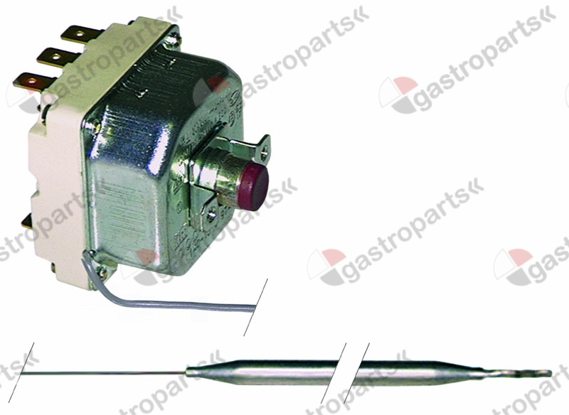 375.062, safety thermostat switch-off temp. 140°C 3-pole