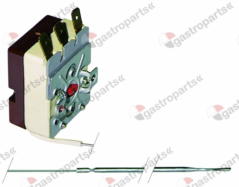 375.067, thermostat t.max. 125°C temperature range fixed 125°C 1-pole