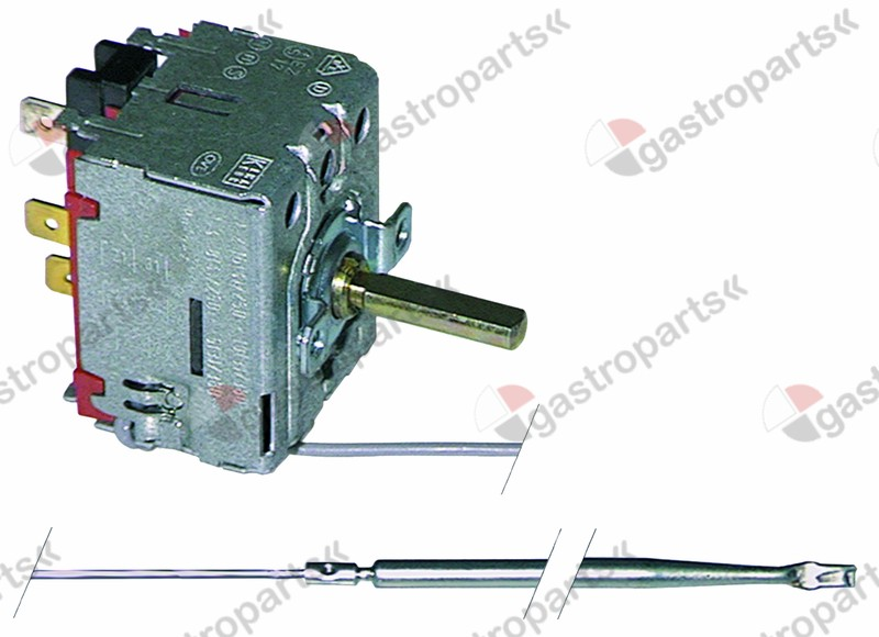 375.079, Replaced by 375835 / thermostat t.max. 255°C temperature range 50-255°C1-pole