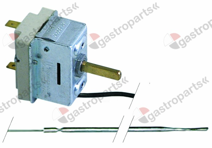 375.082, Replaced by 375002 / thermostat t.max. 300°C 1-pole