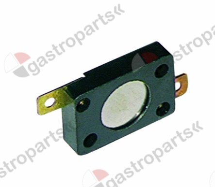 375.095, bi-metal thermostat hole distance 18mm switch-off temp. 105°C 1NC 1-pole 16A