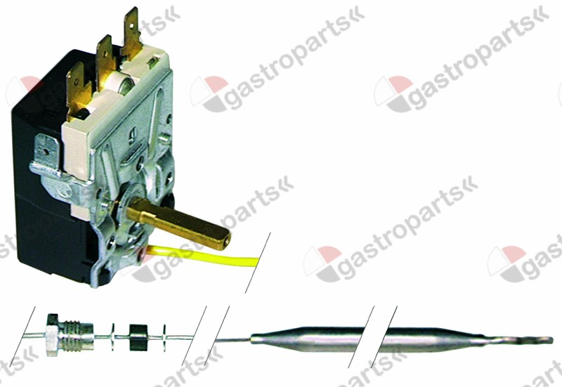 375.133, Replaced by 375400 / thermostat t.max. 90°C temperature range 30-90°C1-pole