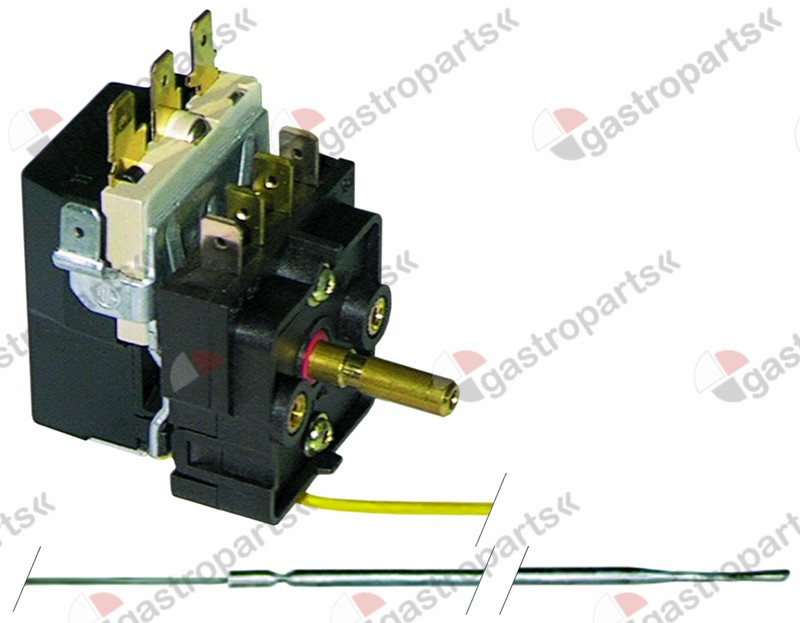 375.146, Replaced by 375408 / thermostat t.max. 320°C temperature range 50-320°C