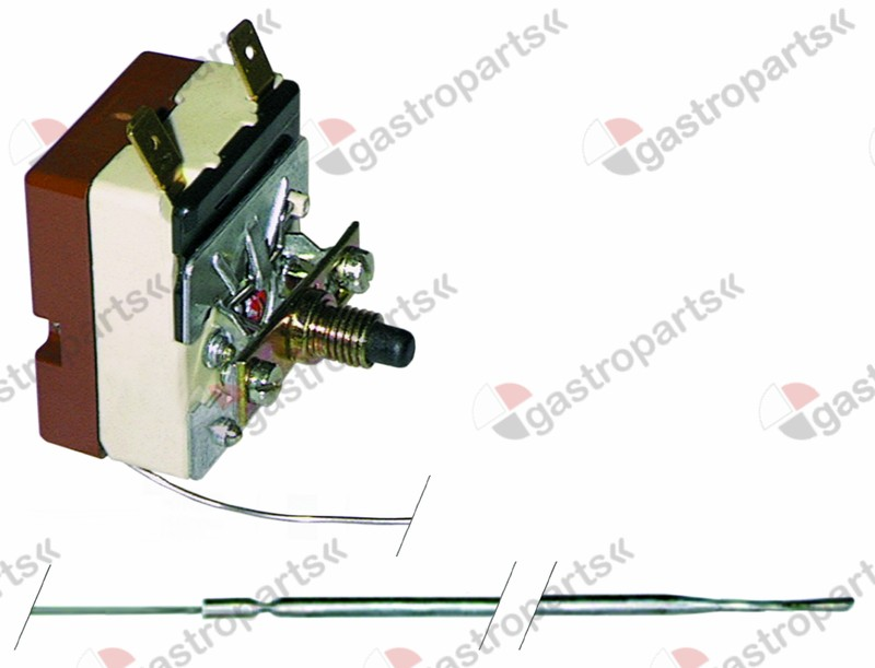 375.153, Replaced by 375076 / safety thermostat switch-off temp. 329°C 1-pole