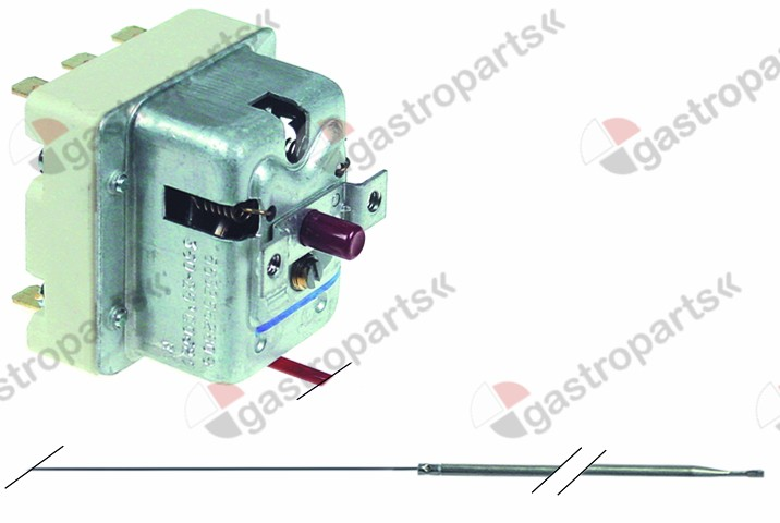375.181, Replaced by 375228 / safety thermostat switch-off temp. 350°C 3-pole