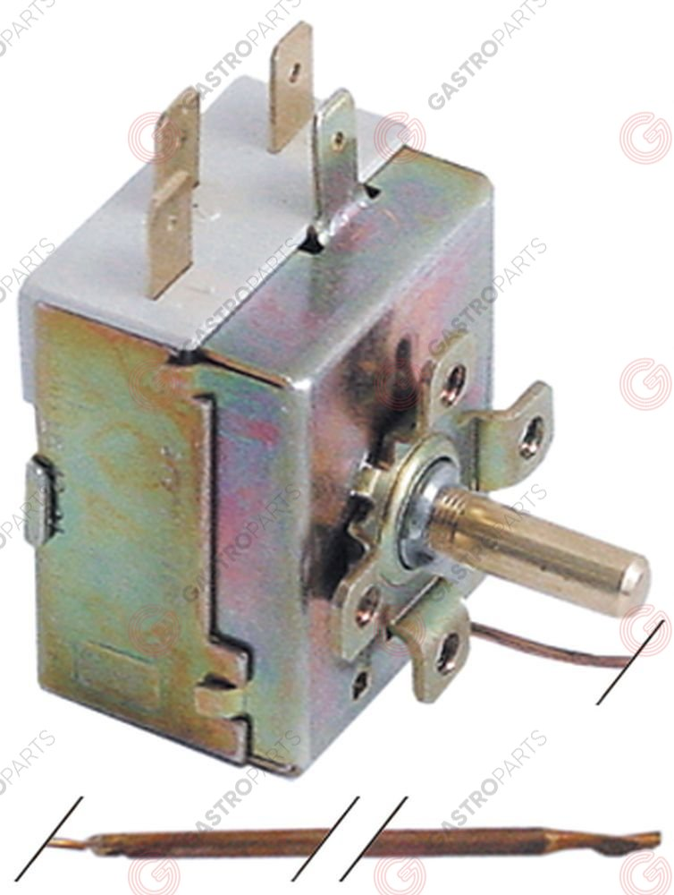 375.186, thermostat t.max. 270°C 1-pole
