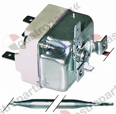 375.219, thermostat t.max. 55°C temperature range fixed 55°C 1-pole 1NO 16A