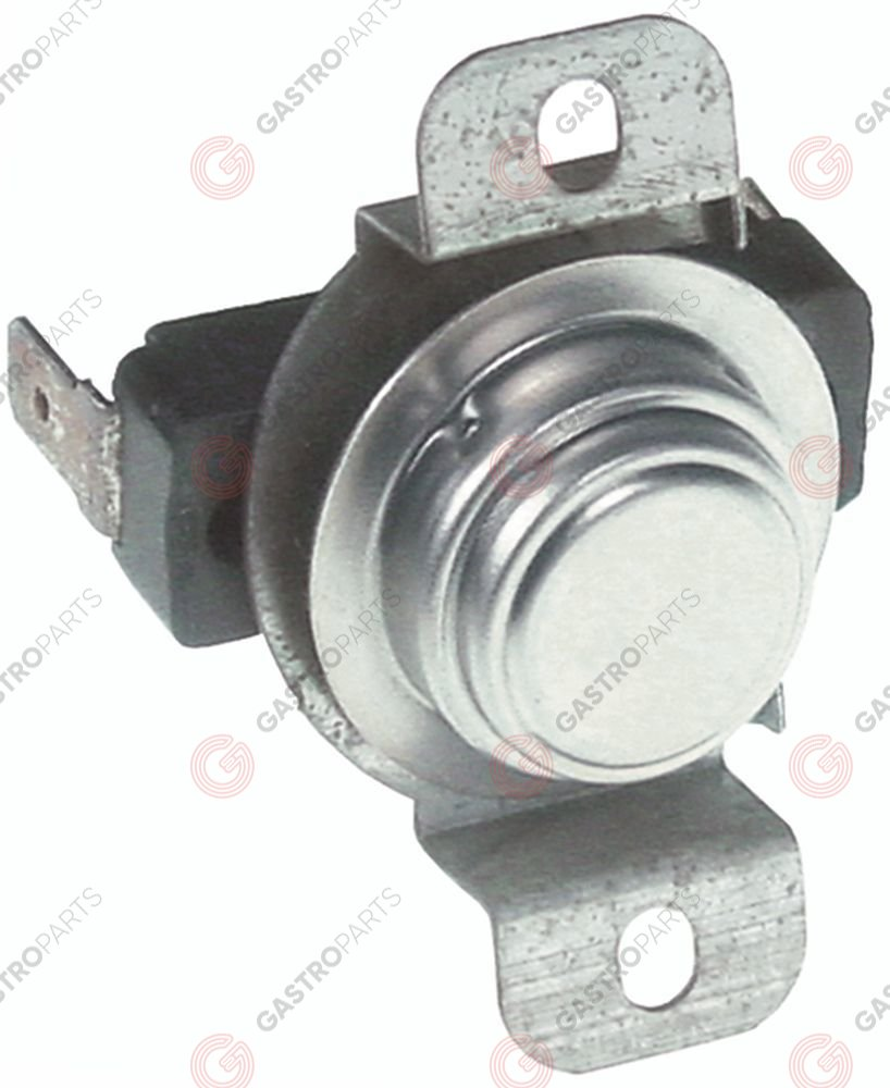 375.625, No longer available / bi-metal thermostat hole distance 43mmswitch-off temp. 165°C 1NC 1-pole 16A