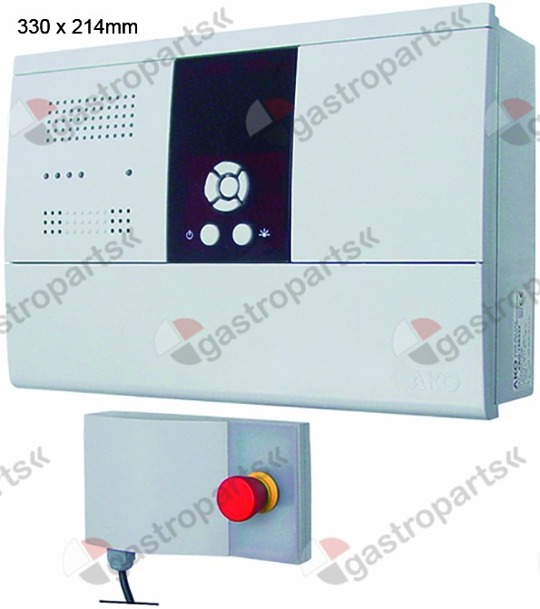 378.050, refrigeration controller for cold rooms AKO