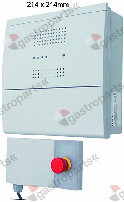 378.051, alarm device AKO type AKO-52063 230V voltage AC