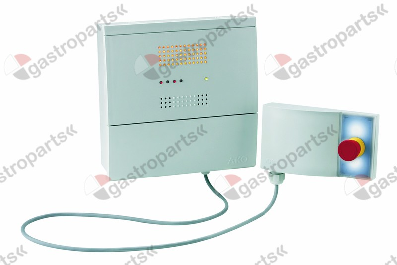378.063, alarm device AKO type AKO-52064 230V voltage AC