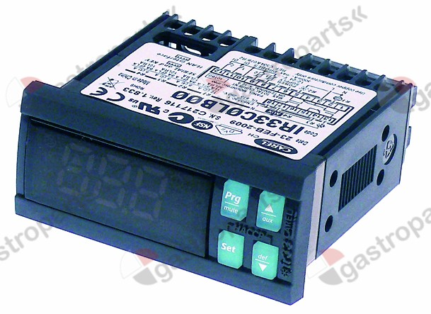 378.181, electronic controller CAREL type IR33C0LB00