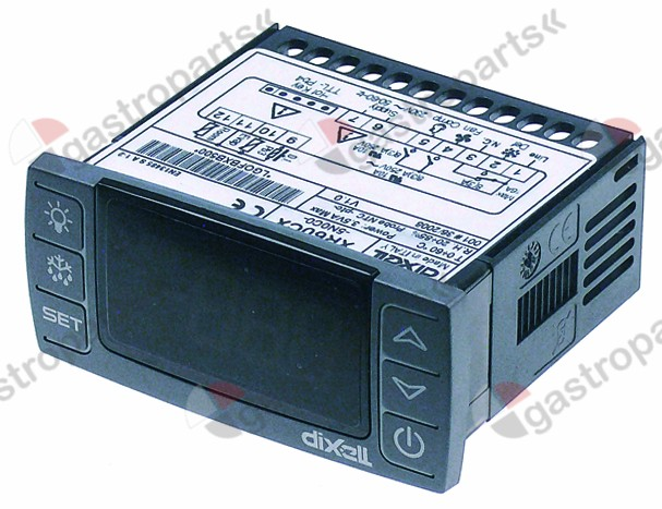 378.224, electronic controller DIXELL XR60CX-5N0C0 71x29mm
