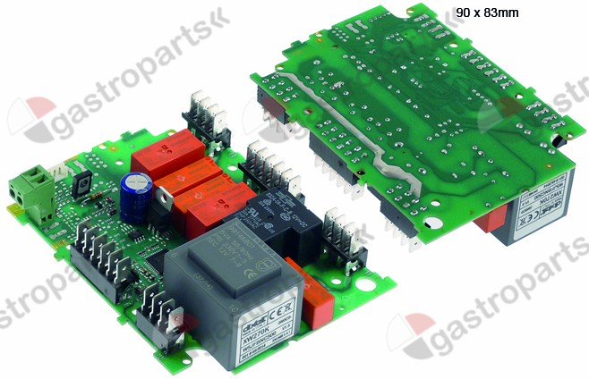 378.385, power PCB DIXELL XW270K-5N0C0 90x83mm