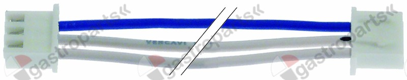 379.191, connection cable L 2000mm 3-pole suitable for ELIWELL/universal