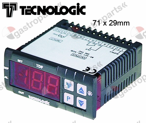 379.265, elektronik-regulator  230VAC