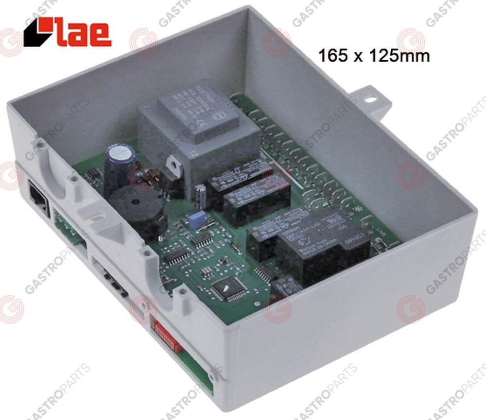 379.484, Controler electronic LAE tip SSD90B35E-C, 230 V, -50+150 °C