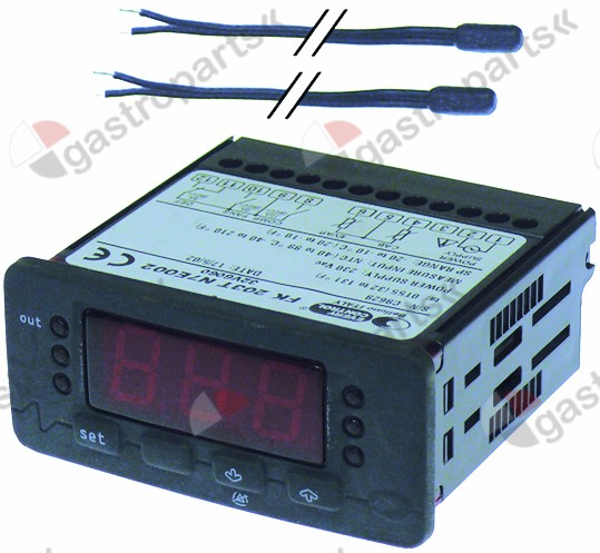 379.609, electronic controller ANGELO PO 71x29mm 12V AC NT