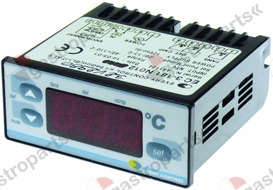 379.613, electronic controller ANGELO PO 71x29mm 12V AC NT