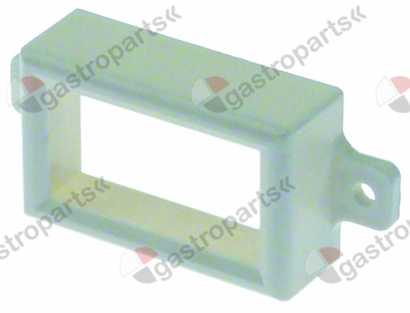 379.808, frame for thermometer internal size 47x27mm W 53m
