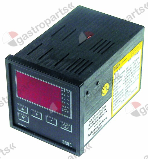 379.919, electronic controller DOLD DPG 96 C 90x90mm 230V