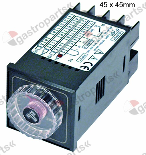 379.989, regulator 200°C 230V