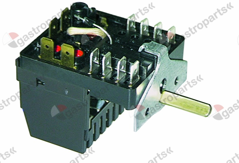 380.006, No longer available / energy regulator 400V 9A no. turn direction rightwith operation switch 2-pole