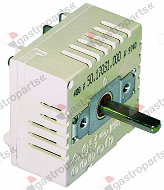 380.007, Replaced by 380015 / energy regulator 230V 12A single-circuitturn direction right