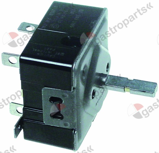 380.041, regulator energii 240V oś 6x4,6mm dł. 23mm
