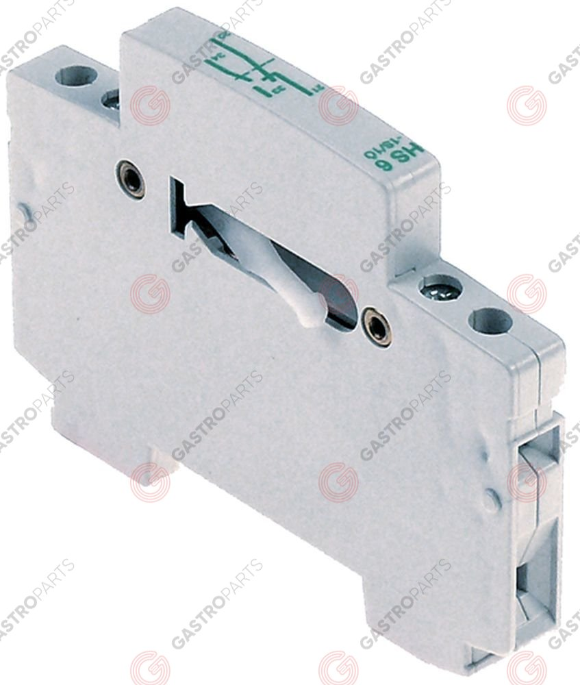 380.198, Auxiliary contact contacts 1NO/1NC