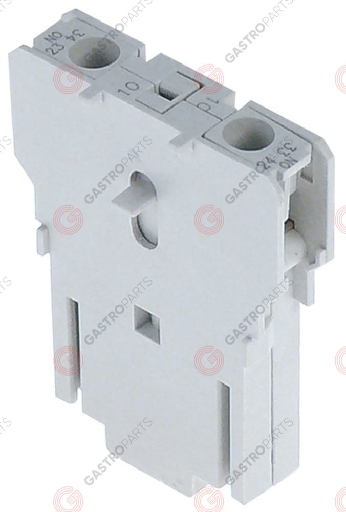 380.240, auxiliary contact contacts 1NO for contactors M+LS05 connection screw AC-12 10A