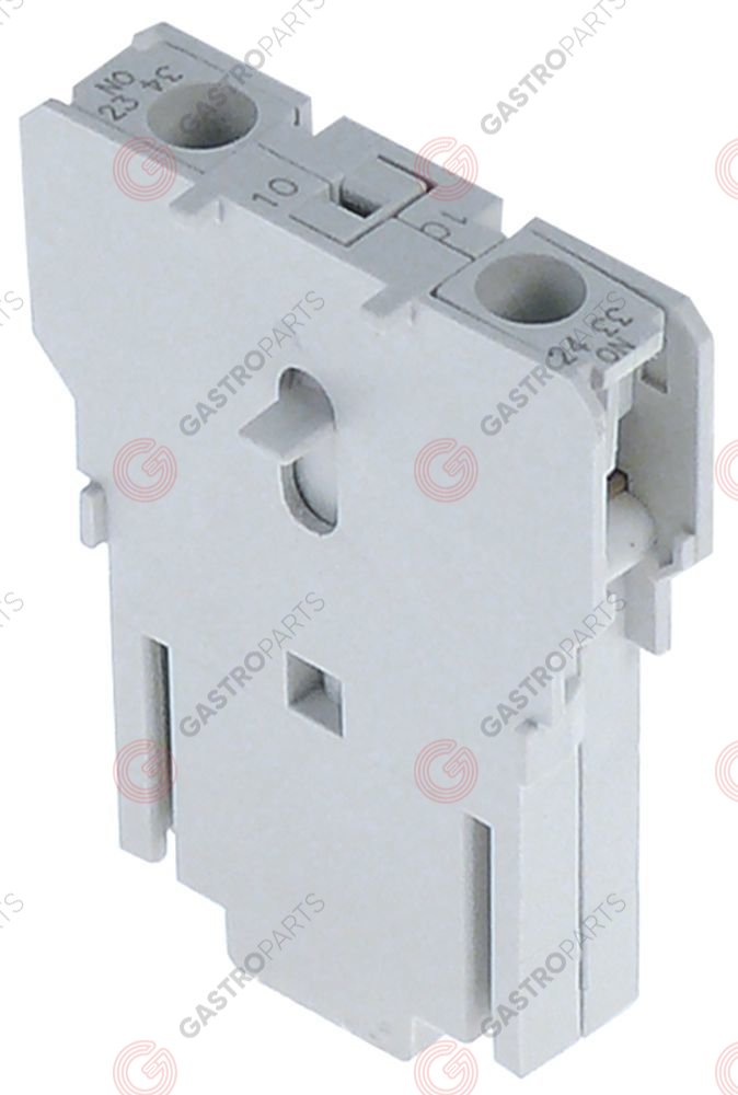 380.241, auxiliary contact contacts 1NC for contactors M+LS05 connection screw AC-12 10A