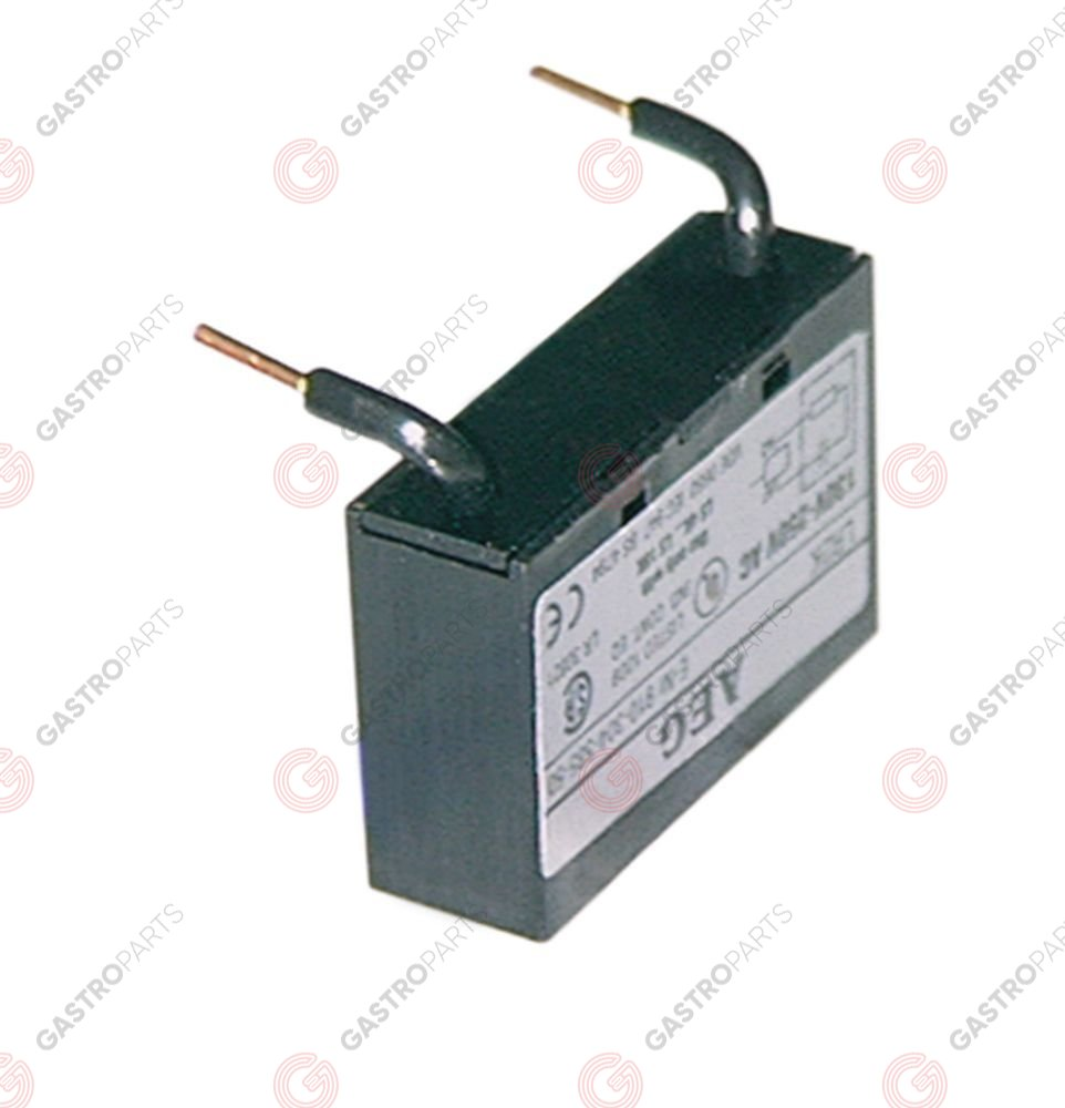 380.272, RC circuit for contactors type 910-304-585-50 130-250V 50-60Hz conductor 2 connection cable