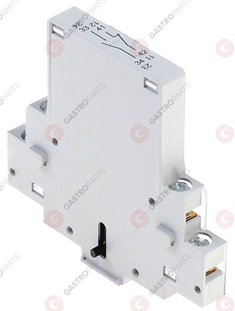 380.305, auxiliary contact contacts 1NO/1NC