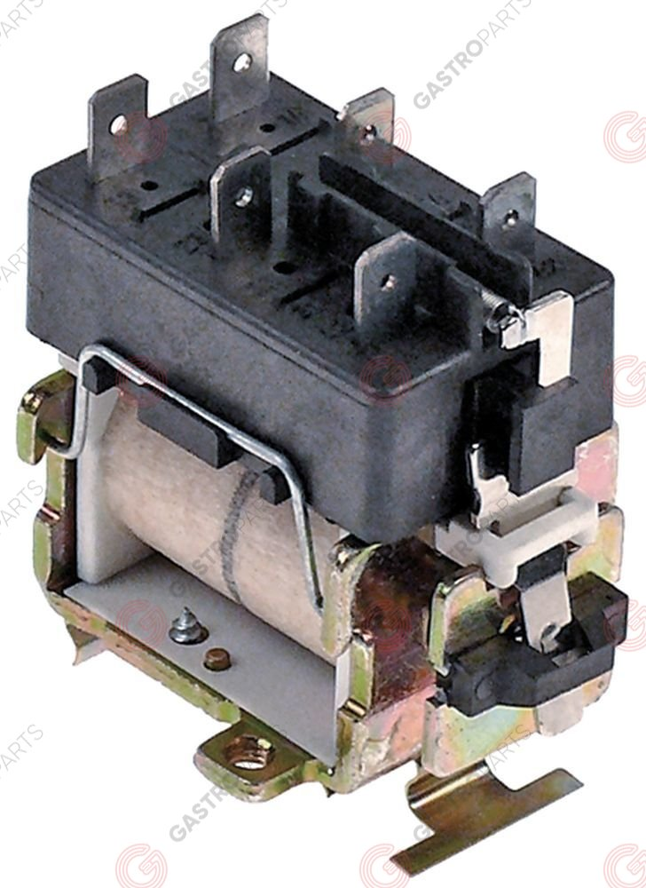 380.397, small relay switch 24V main contacts 1NO/1NC