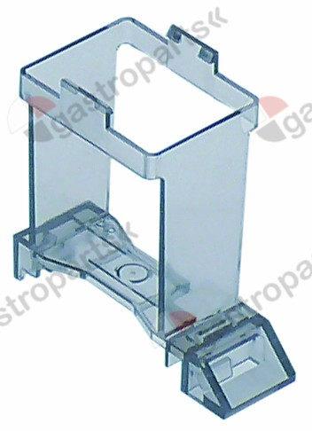 380.447, adapter for DIN rail mounting