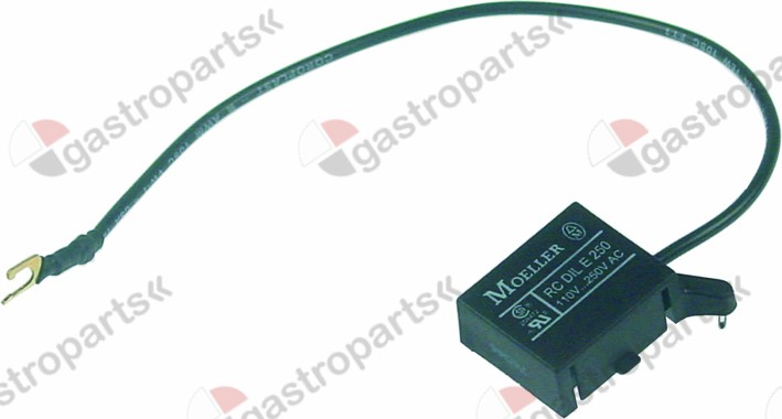 380.567, RC circuit rated voltage 110-250V