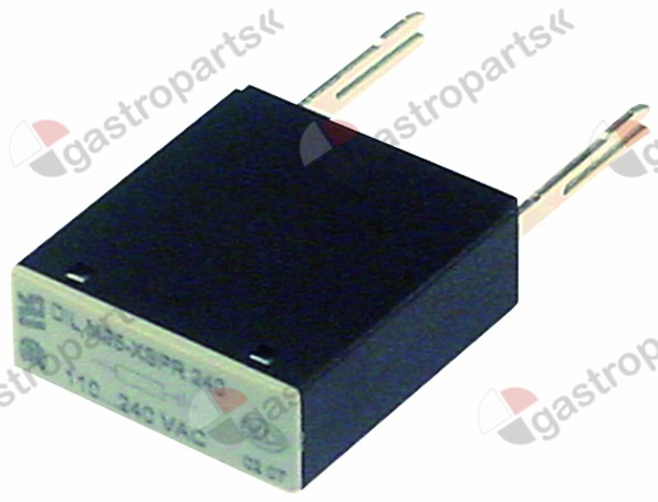 380.570, RC circuit rated voltage 110-240V